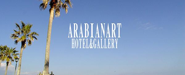 アラビアンアート Hotel&Gallery