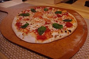 めぐみの里の絶品ピザ