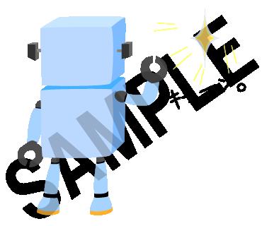 ロボスタンプ2-10