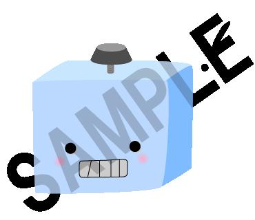 ロボスタンプ-18