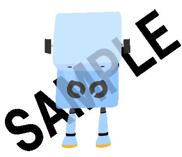 ロボスタンプ-20