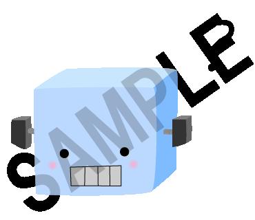 ロボスタンプ-17